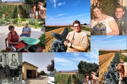 Pamela Tronchi: l' ortolana di Borgo Mucchia