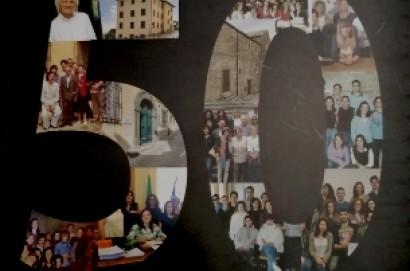 L'Album dei Cinquant'anni dell 'Itc Laparelli di Cortona