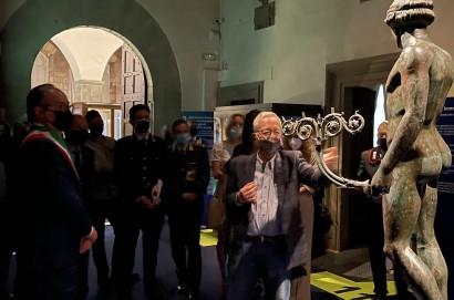 Cortona, la mostra «Luci dalle tenebre» chiude con oltre 11 mila visitatori