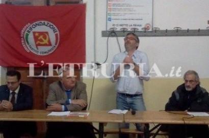 """Rifondazione su centro di stoccaggio della Fratta: """"anche gli altri partiti esprimano un'opinione"""""""
