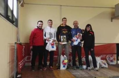 Valli Etrusche Trail: vince Salvetti, secondo un ottimo Donnini