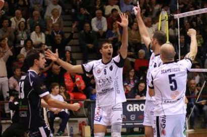Volley, grande vittoria di Chiusi contro Bergamo