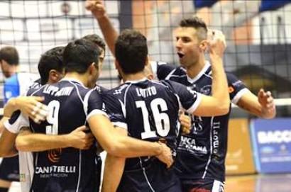 Volley, Chiusi contro Bergamo per mantenere l'imbattibilità
