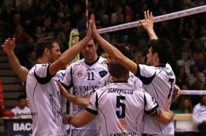 Volley, il Chiusi vince e difende il primato in classifica