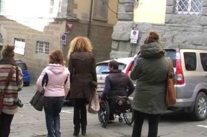 """""""Centri storici accessibili"""" anche ai disabili: il progetto che vede coinvolti Comuni e studenti"""