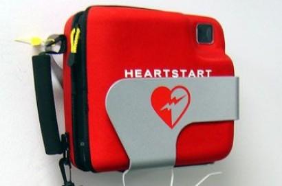 Chianciano Terme: Solidarietà: nuovo defibrillatore alla palestra del polo scolastico di via Dante