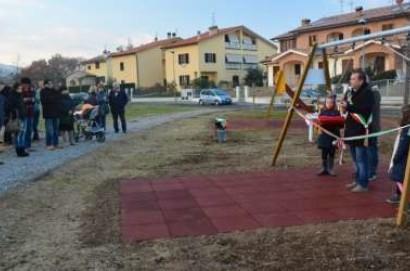 Sarteano: ecco il Parco Arcobaleno, area attrezzata per i bambini