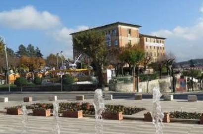 """Tutto pronto per l'inaugurazione dello """"Skate Park"""" di Chianciano Terme"""
