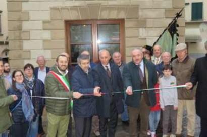 Presentati i lavori di restauro della Torre di Pulcinella di Montepulciano