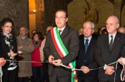 """Ha aperto a Cortona  """"Restaurando la storia, l'alba dei Principi Etruschi"""""""