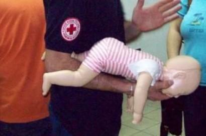 Partecipato corso della Croce Rossa per la disostruzione in età pediatrica