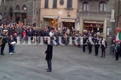 Celebrazioni del 4 novembre a Cortona