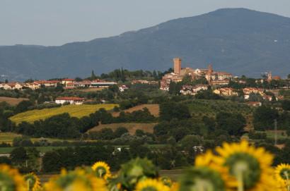 """""""Una terrazza sulle sagre della Valdichiana"""" a Marciano: al via la quinta edizione"""