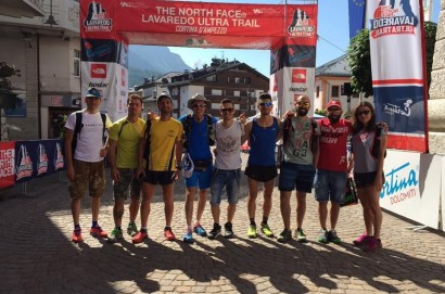 "Atleti aretini si distinguono nella ""North Face Lavaredo Ultra Trail"""