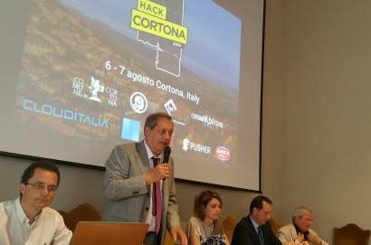 HackCortona: idee e tecnologia per il futuro a Cortona il 6 e 7 agosto 2016
