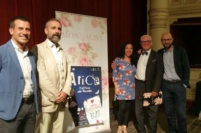 """Presentazione del progetto teatrale """"Alice nel Paese delle Meraviglie"""""""