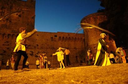 Civitas infernalis, il fine settimana fantasy a Sarteano