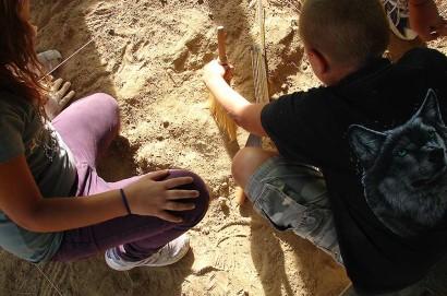 Cetona: estate a misura di 'piccoli archeologi'
