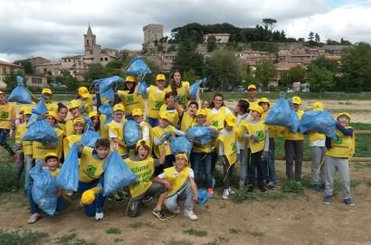 Puliamo il mondo a Sarteano, iniziative il 24 settembre