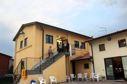 Nuovi locali per la comunità di Terontola : cresce il centro Civico