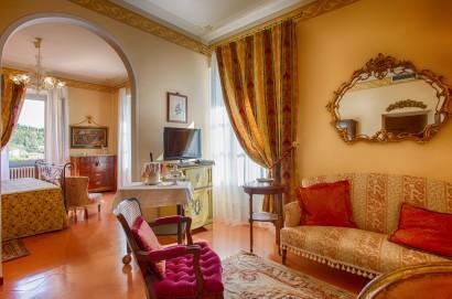 Hotel a Cortona selezionato da Alain Ducasse
