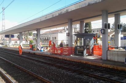 Partiti i lavori di ammodernamento alla Stazione di Chiusi: circa 3,5 di milioni investiti nella centralità del nodo chiusino