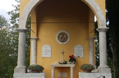Restaurato il mpnumento ai caduti della frazione savinese di Palazzuolo