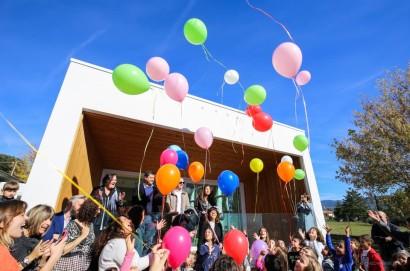 Alberoro: inaugurata la nuova ala della scuola d'infanzia