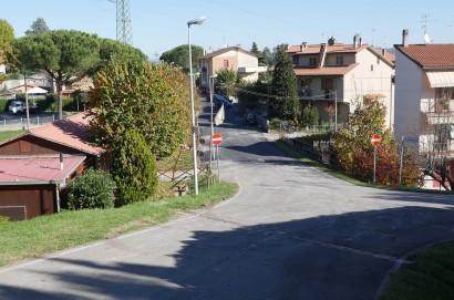 Chiusi: Riqualificata una strada importante del quartiere Le Biffe