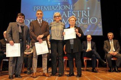 """Nominati 37 nuovi """"maestri del Commercio"""" della provincia di Arezzo"""