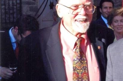 La scomparsa del prof. Jack Kehoe, ideatore dei corsi a Cortona dell'Università della Georgia