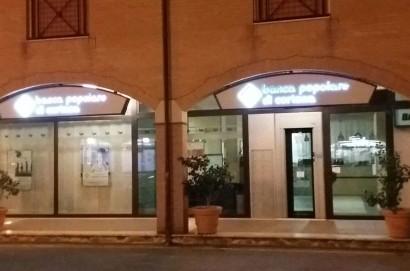 Ancora una rapina in banca in Valdichiana. Bottino da 60 mila euro