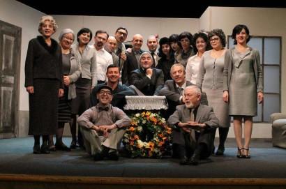 """""""Il Povero Piero"""" al Teatro dei Concordi di Montepulciano"""