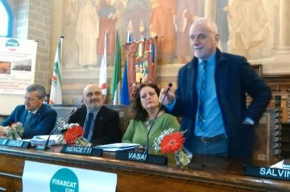 V Congresso provinciale della Fisascat-Cisl
