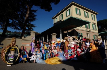 Parata Disney di Foiano in favore dei bambini del Meyer a Firenze - Le Foto