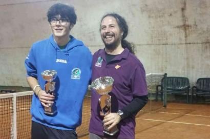 Gabriel Berardi e Chiara Sbrighi trionfano al torneo di 4° cat. del TC Castiglionese
