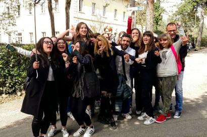 """L'artistico di Cortona si aggiudica il primo premio al """"Festival della diversità"""""""