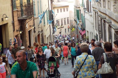 Anticipazioni sul 2016: il turismo a Montepulciano cresce, a dispetto della crisi