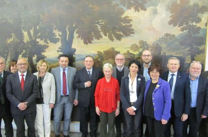 Siglato l'accordo tra Patto VATO e Mibact: nasce il Progetto Sistema Etruria