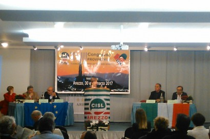 Al Minerva si conclude oggi il Congresso Cisl