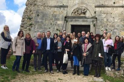 """Successo per il """"Buy Valdichiana"""": l'offerta turistica del territorio dal 2 aprile in vetrina alla Bit di Milano"""