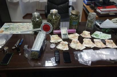 Due arresti per spaccio a Cortona