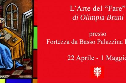 Personale di Olimpia Bruni  a Firenze