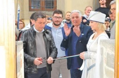 Inaugurato il museo del Cassero