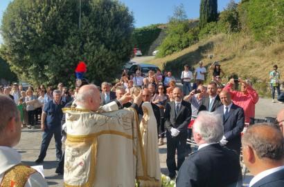 La Madonnina di Fatima è arrivata a Cortona - TUTTE LE FOTO