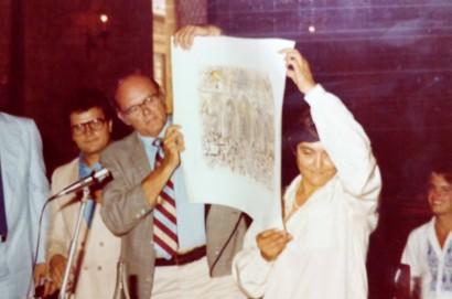 E' morta Aurelia Ghezzi, professoressa per tanti anni della University of Georgia di Athens e cittadina onoraria di Cortona