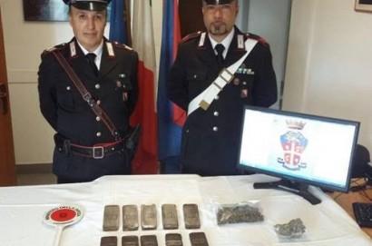 Arrestato a Foiano trafficante di droga