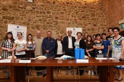 Il mestiere del futuro: premiati gli studenti vincitori a Marciano della Chiana