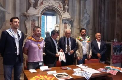 """Ribalta regionale per il """"Palio dei Rioni"""" edizione 2017"""