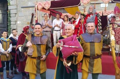 Sant'Andrea conquista la 24esima Giostra dell'Archidado